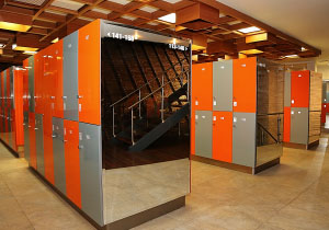 Private Lockers